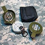 Армейский призматический компас DC60-1B, фото 8