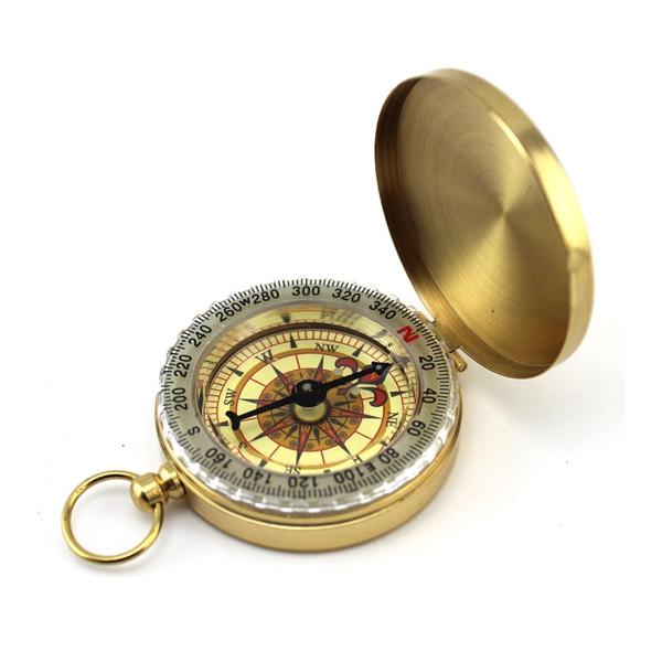 Латунный компас L&H