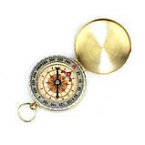 Латунный компас L&H, фото 2