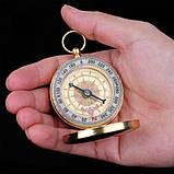 Латунный компас L&H, фото 6
