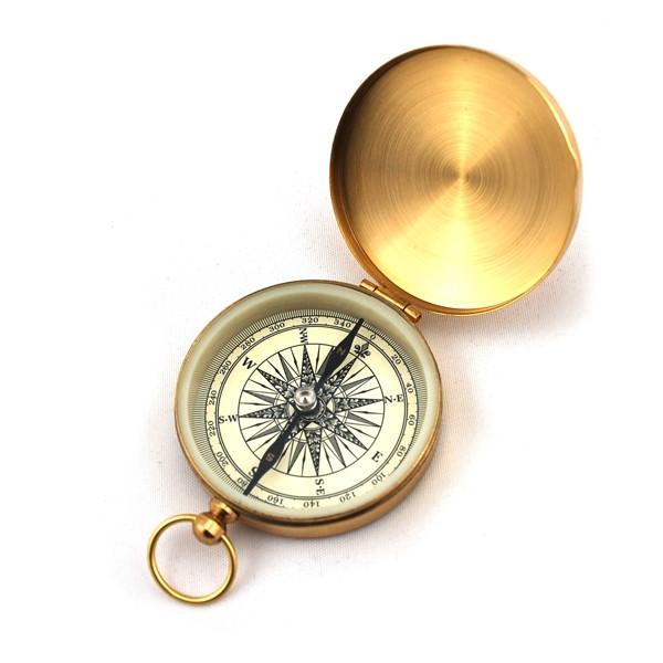 Латунный компас G501