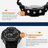 Тактические часы SKMEI S-Shock 0931, фото 2