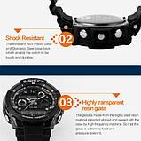 Тактические часы SKMEI S-Shock 0931, фото 3