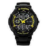 Тактические часы SKMEI S-Shock 0931, фото 7