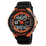 Тактические часы SKMEI S-Shock 0931, фото 9