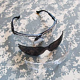 Тактические баллистические очки Uvex Genesis Spectacle Kit, фото 5