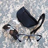 Тактические баллистические очки Uvex Genesis Spectacle Kit, фото 7