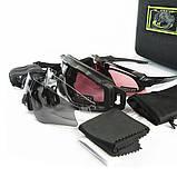 Тактические очки Oakley SI Ballistic M Frame Alpha Operator Kit (Replica), фото 3