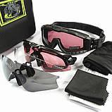 Тактические очки Oakley SI Ballistic M Frame Alpha Operator Kit (Replica), фото 4