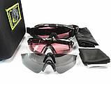 Тактические очки Oakley SI Ballistic M Frame Alpha Operator Kit (Replica), фото 6