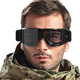 Баллистические очки GX1000 Military Kit, фото 5