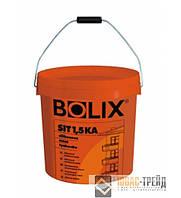 BOLIX SIT 1,5 KA  Силиконовая штукатурка барашек 1,5 мм, 30 кг (Польша ТМ Боликс)