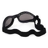 Тактические складные очки Rothco Collapsible Tactical, фото 2