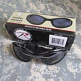 Тактические складные очки Rothco Collapsible Tactical, фото 4