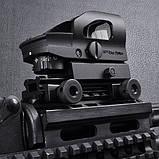 Быстросъемное крепление Пикатинни/Вивер Riser D0016, фото 2