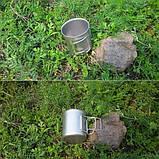 Титановая кружка OneRoad 450 мл, фото 2