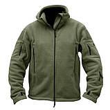 Тактическая флисовая куртка Han Wild Tactical, фото 3