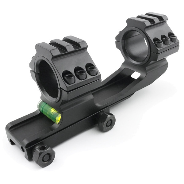 Крепление-моноблок MB-233 Picatinny/Weaver (диаметр 25.4 мм/30 мм)