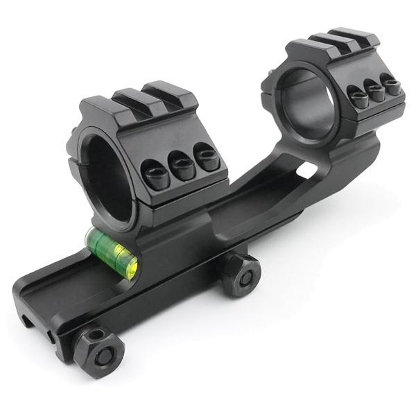 Кріплення-моноблок MB-233 Picatinny/Weaver (діаметр 25.4 мм/30 мм)