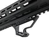 Передняя угловая рукоятка Tactical Skeleton Picatinny/Keymod, фото 3