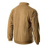 Тактический флисовый свитер утепленный Free Soldier AA0064, фото 5