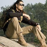 Тактический флисовый свитер утепленный Free Soldier AA0064, фото 9
