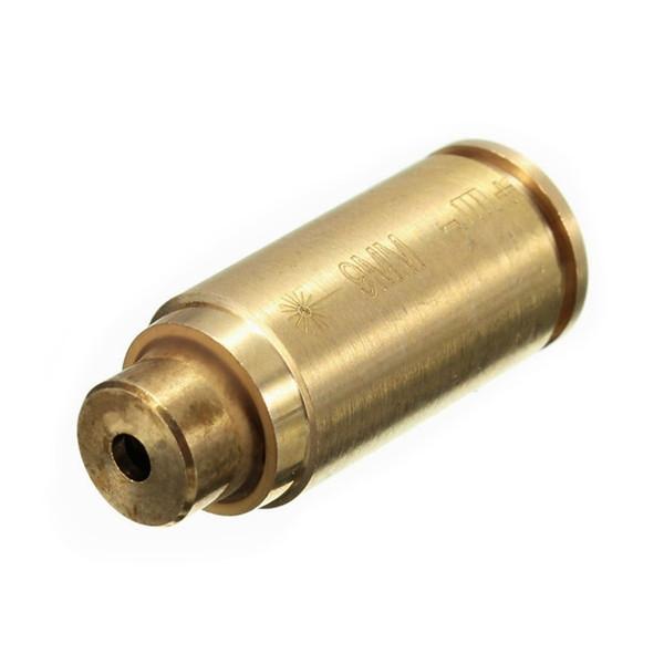 Лазерный патрон для холодной пристрелки калибр 9 мм (версия 2)
