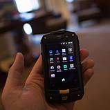 Защищенный смартфон Caterpillar CAT B10 (IP67), фото 3