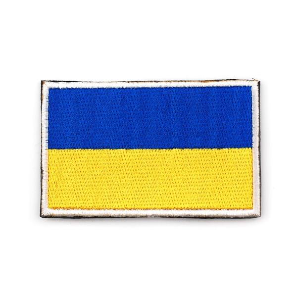 Патч Велкро Прапор України