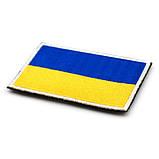 Патч Велкро Прапор України, фото 2