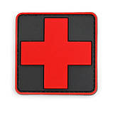 """Патч для аптечки """"Красный крест"""", фото 3"""