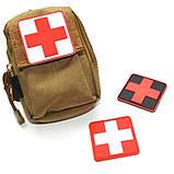 """Патч для аптечки """"Красный крест"""", фото 4"""