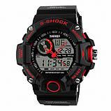 Тактические часы SKMEI S-Shock 1029, фото 5