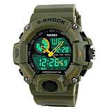 Тактические часы SKMEI S-Shock 1029, фото 6