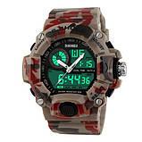 Тактические часы SKMEI S-Shock 1029, фото 8