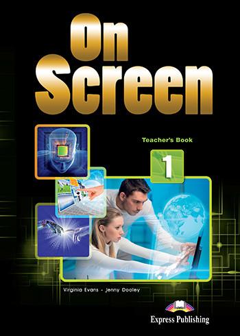 On screen 1 Teacher's Book