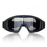 Тактические очки-маска Revision Desert Locust (Replica), фото 4