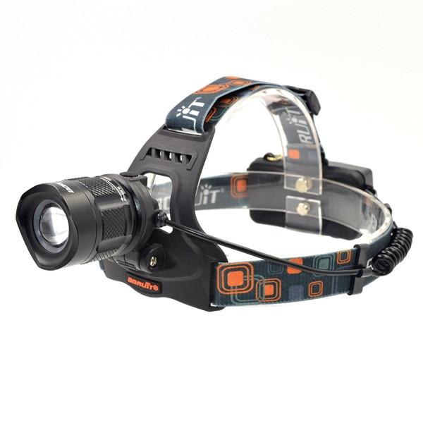 Налобный фонарь фокусируемый Boruit RJ-2157