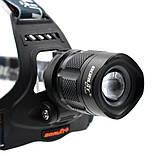 Налобный фонарь фокусируемый Boruit RJ-2157, фото 4