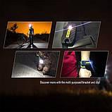 Налобный фонарь Nitecore T360 Cree XP-G R5 45 Lm, фото 5