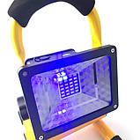 Портативный прожектор MT-2132 30W, фото 6