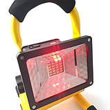 Портативный прожектор MT-2132 30W, фото 7
