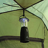 Динамо-лампа на солнечных батареях Aotu, фото 4