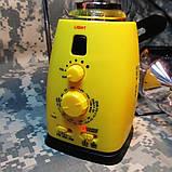 Многофункциональная динамо-лампа с радиоприемником, фото 5