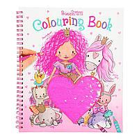 Альбом для раскрашивания Princess Mimi