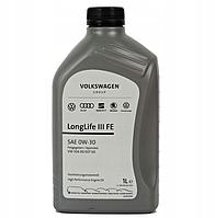 Моторное масло VW AUDI Longlife III 0W-30, фото 1