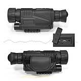 Монокуляр ночного видения Night Vision 5x40 (Zoom), фото 3