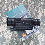 Монокуляр ночного видения Night Vision 5x40 (Zoom), фото 8