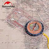 Планшетный компас NatureHike NH15A001, фото 5