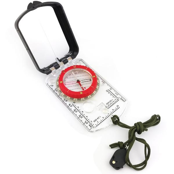 Планшетный компас с зеркалом NatureHike NH15A003